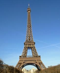 torre eiffel giorno